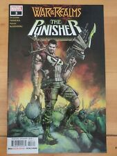 ⭐️ The War of the Realms: The PUNISHER #3 (2019 MARVEL Comics) VF/NM