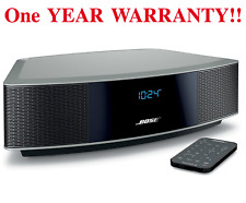 Bose Wave Radio IV - Platinum Silver - Factory Renewed