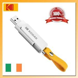 KODAK Pen Drive USB 3.1 pendrive  128GB 64GB K133 Metal USB Flash