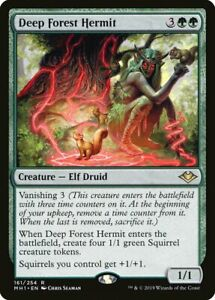 Green Squirrel Deck - Custom MTG Magic the Gathering