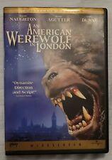 An American Werewolf in London Dvd 2001 version Free Ship