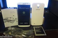 Samsung Galaxy Mega SGH i527  White 6.3 Unlock at&t,T-mobile GSM Phone SRB