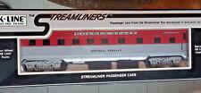 NEW K-Line Golden State IMPERIAL TERRACE Coach Streamliner Passenger Car LioneL