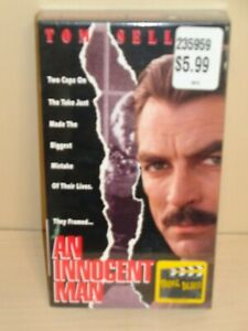 An Innocent Man (VHS, 1996)  - New & Sealed!