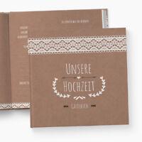 Gästebuch Hochzeit   Fragen zum Ausfüllen   Vintage