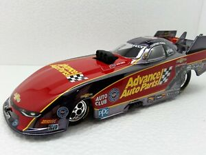 Lionel racing 2018 Nhra Courtney Force Advance Auto Parts Chrome Funny Car