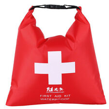 First Aid Kit Dry Bag Waterproof Emergency Sack Rafting Travel Camping Kayaking