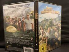 DVD > Die Reise zur geheimnisvollen Insel < gebraucht akzeptabel - Cover wellig