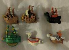Anime Japanese ONE PIECE Charms Ships Ferry - Going Merry Thousand Sunny + More