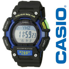 NEW Casio STLS110H Men's Tough Solar 5 Alarms Water Resistant Watch - 3 COLORS