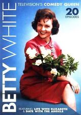 Betty White Television's Comedy Queen DVD 20 Episodes 2 Discs Brand New Sealed