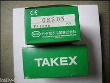 1PCS NEW TAKEX sensor GS20N.