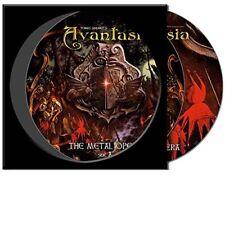 AVANTASIA - THE METAL OPERA PT.I (LTD.PICTURE LP/KASTENTAS 2 VINYL LP NEW!
