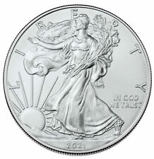 2021 United States Silver Eagle 1 oz Coin