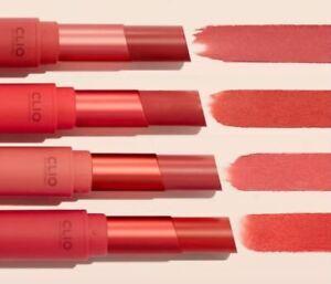 CLIO Mad Matte Lips Korean Make Up Lipstick K-Beauty Original Cosmetics FAST P&P