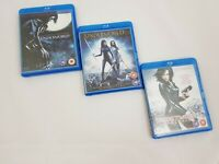 Lot of 3 Underworld Blu-ray movies (underworld, rise of te lycans, evolution)