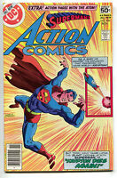 Action Comics 489 DC 1978 NM Superman Rocket Krypton Ross Andru
