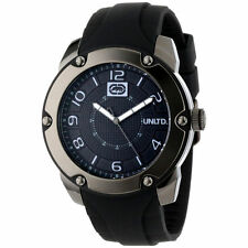 NEW MARC ECKO E12527G2 THE SOLUTION BLACK  WATCH