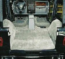 NEW Jeep YJ 86-96 Deluxe Carpet Kit