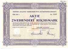 Wiener Allianz Versicherungs AG 1940 Wien