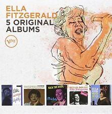 Ella Fitzgerald - 5 Original Albums Cd5 Verve