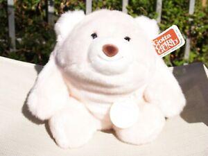 RARE GUND- 25TH ANNIVERSARY -BLUSH PINK SNUFFLES BEAR- #15292-VERY NICE-ALL TAGS