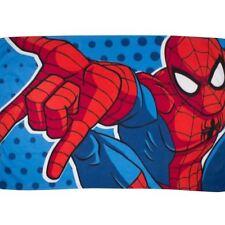 Articles de maison bleus spider-man pour le monde de l'enfant Chambre