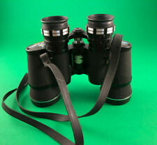 Tasco Zip 323Z Wide Angle 8 X 40 472ft @ 1000yds Binoculars Case Vtg Very Good