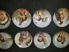 Pround Young Spirits Collectors Plates
