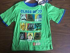 Star Wars Lego T Shirt Boys 2/3