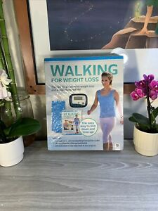 Pedometer Weight Loss Walking +Book SEALED In box Brand New