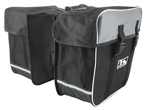 Rear Panniers Double For Bike Wide Capacity Hard Resistant Water