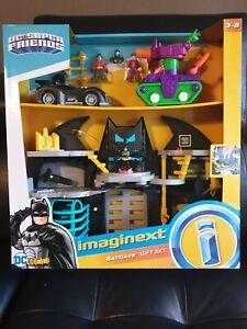 Imaginext - Batcave Giftset DC Super Friends *NEW*