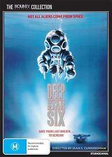 Deep Star Six DVD BRAND NEW SEALED