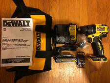 """DeWalt DCD708 20V MAX ATOMIC 1/2"""" BRUSHLESS DRIILL/DRIVER W/ Battery & Charger"""