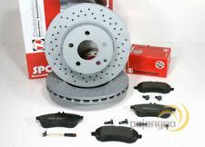 Porsche Macan [95B] - Zimmermann Sport Bremsscheiben Bremsbeläge hinten