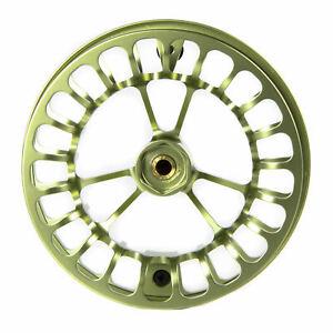 Redington Rise III Spare Spool - 3/4, 5/6,7/8, 9/10 Black,Silver Amber and Olive