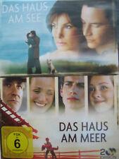 Das Haus am Meer + Das Haus am See - 2 DVDs im Pappschuber
