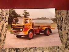 Vintage Mack Truck Renault Cab Over  Engine Oil Carrier Photo 10 In W By 8 In