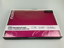 """INCIPO Feather Ultra Thin Snap-On Case Magenta MacBook Air 13"""""""