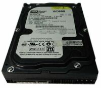 """Hard Disk Western Digital WD800 SATA 3,5"""" 80 GB"""