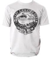 SAILORS t shirt EVERY SAILOR FUEL SHIP RUM  mens t-shirt tee S-3XL