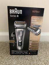 Braun electric shaver series 9 9370cc