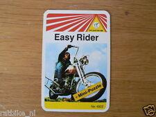 EASY RIDER 00 FRONT CARD KWARTET KAART, QUARTETT CARD,SPIELKARTE