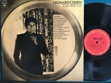 THE BEST OF LEONARD COHEN~NM/NM 2000s reissue~SUZANNE~SISTERS OF MERCY