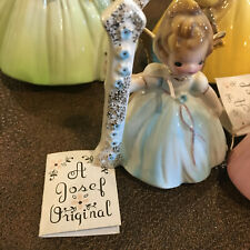 Joseph Originals Age Birthday Girl Angel Full Set 1- 21 years Figurine-Hang Tag