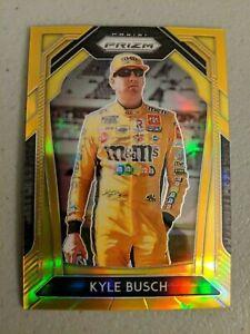 Kyle Busch 2020 Prizm Gold 5/10