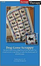 Scrap Therapy's Dog Gone Scrappy Quilt Pattern