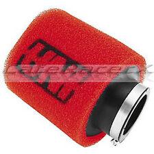"Honda Z50 Xr50 Crf50 Uni Air Filter 1"" Clamp On Angled Flange Hi Flo Race Filter"