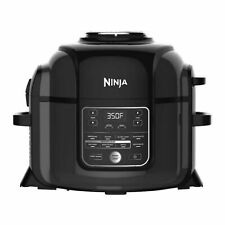 Ninja Foodi 8-Quart 9-in-1 Deluxe XL Pressure Cooker and Air Fryer